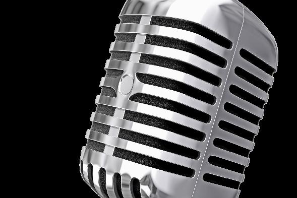 Artykuł jest na temat dubbingu, a więc zdjęcie mikrofonu studyjnego tutaj świetnie pasuje