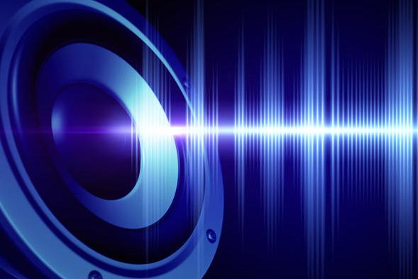 Wizualizacja graficzna przedstawiająca głośnik idealnie wpasowująca się do kontekstu artykułu