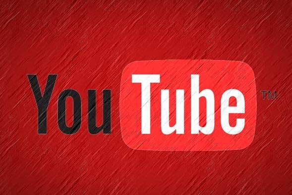 Logotyp platformy YouTube użyty na potrzeby artykułu